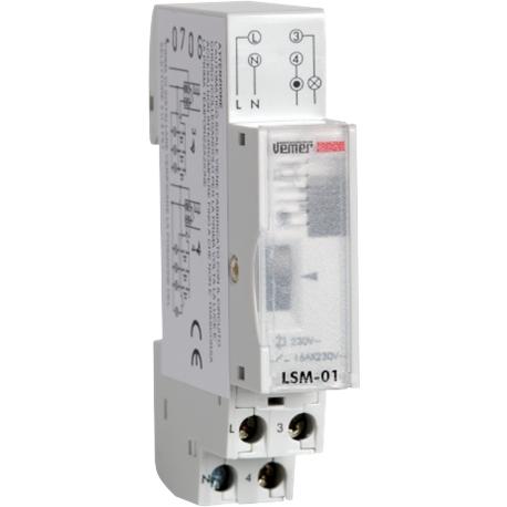 Vemve073300 lsm 01 temporizzatore luce scale - Luci per scale ...