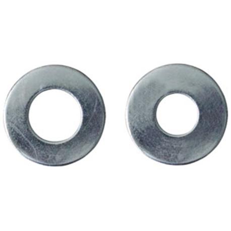 Rondelle in ferro zincato