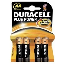 Duracell Plus Power AA Stilo