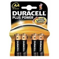 Duracell Plus Power AA Stilo